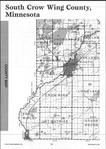 Index Map 001, Crow Wing County 2001 Published by Farm and Home Publishers, LTD